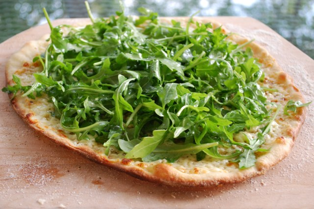 BB arugula pizza 2