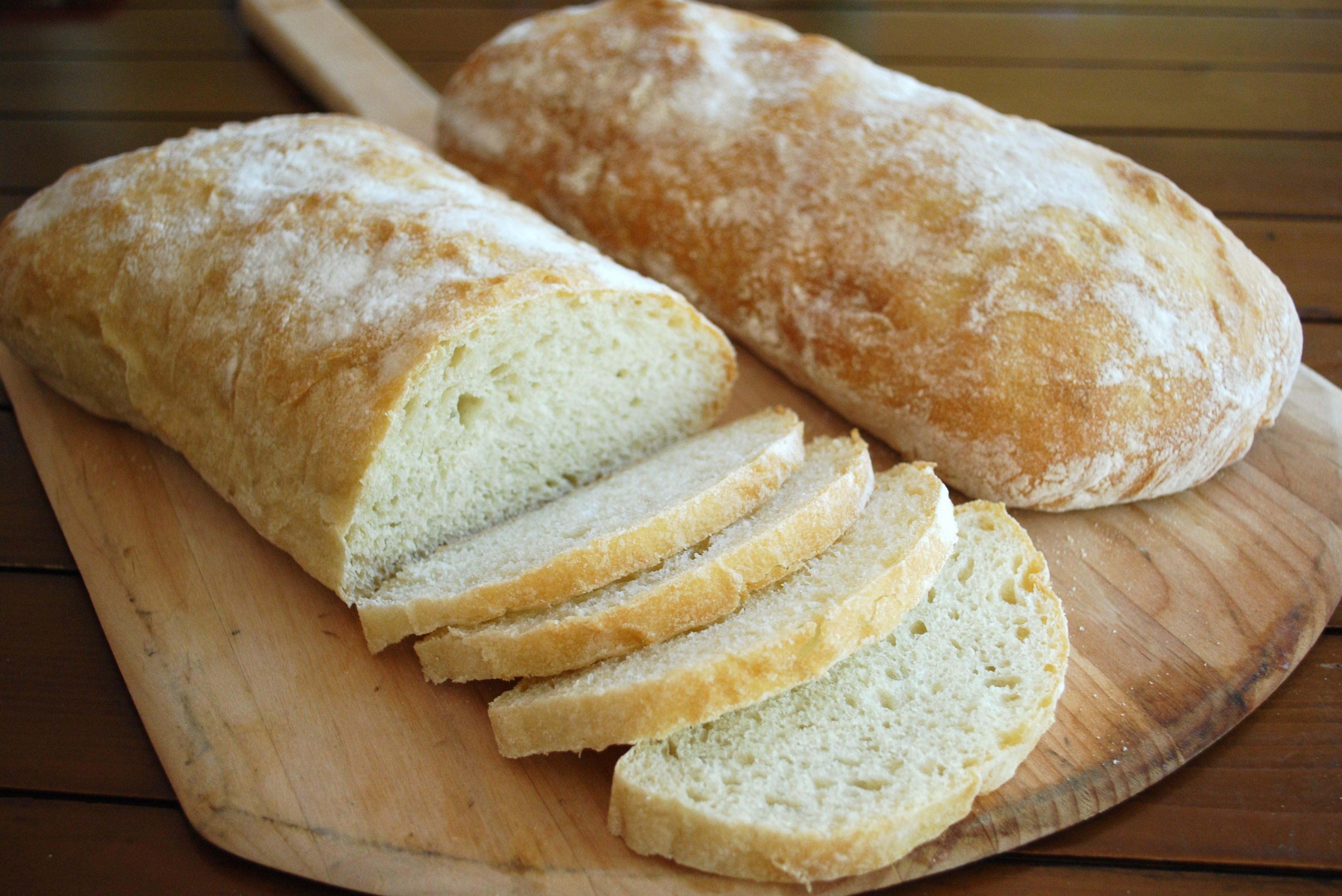 Bread Baking Blitz Ciabatta, Cinnamon Buns And Cinnamon Raisin Walnut ...