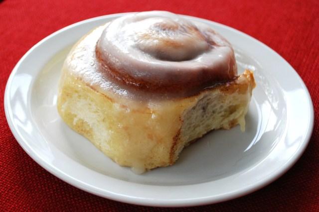 BBA cinnamon bun