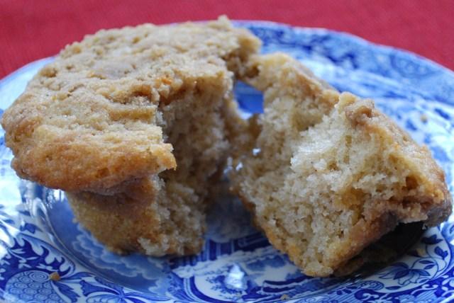 twd allspice muffin