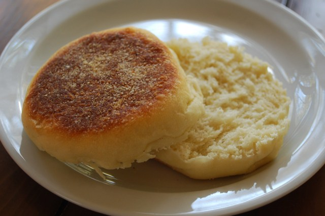 bba english muffin