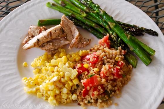 Quinoa Pilaf FRD 2013